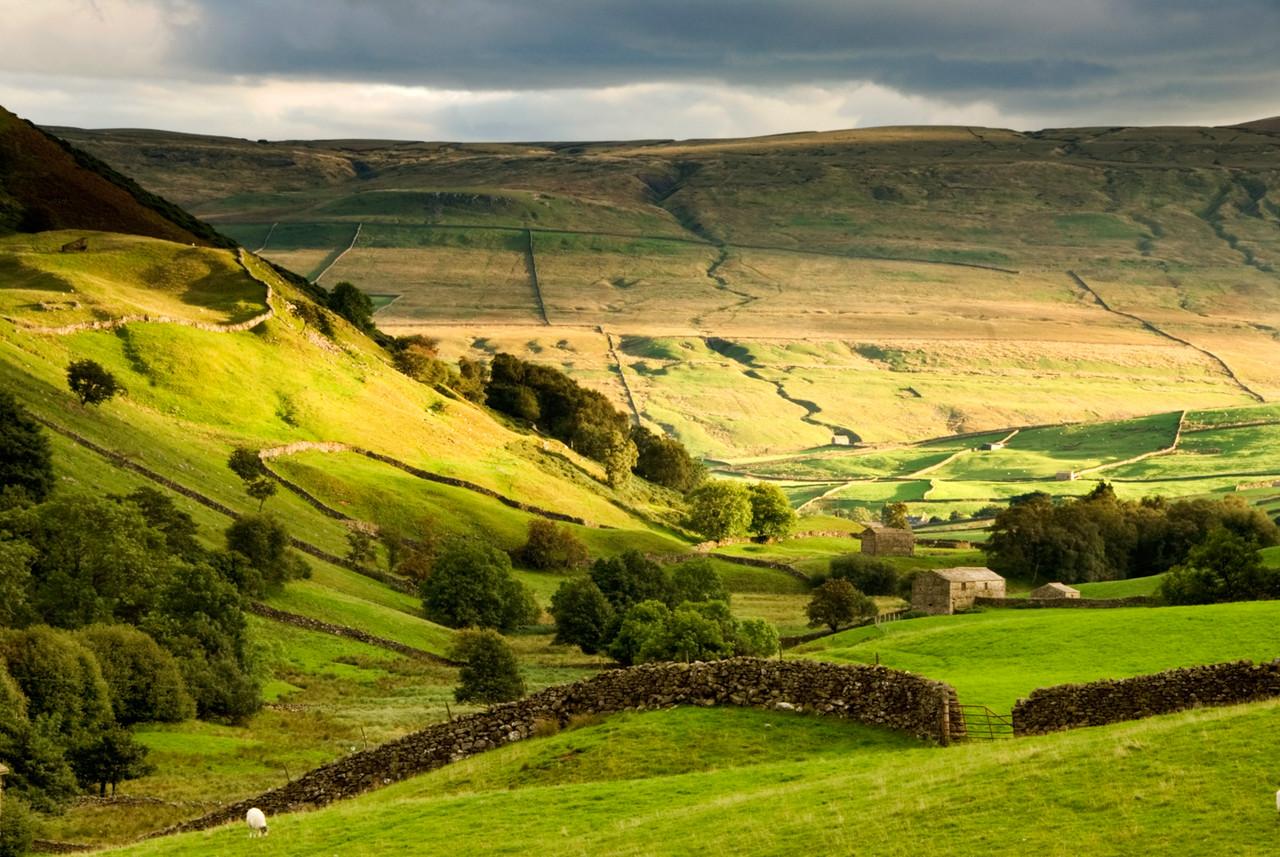 North of England landscape