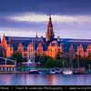 Europe - Scandinavia - Kingdom of Sweden - Sverige - Stockholm - Old Town - Histocial city center on shore of Northern Baltic Sea