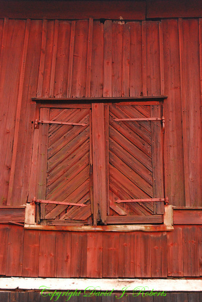 Barn doors, Taxnas Sweden