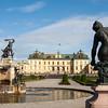 Drottningholm Palace, Sweden.