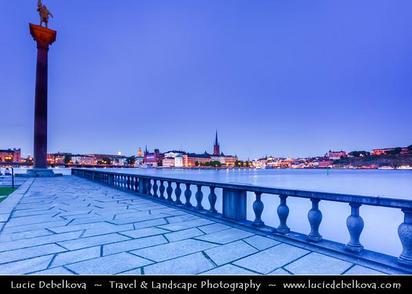 Europe - Scandinavia - Kingdom of Sweden - Sverige - Stockholm -