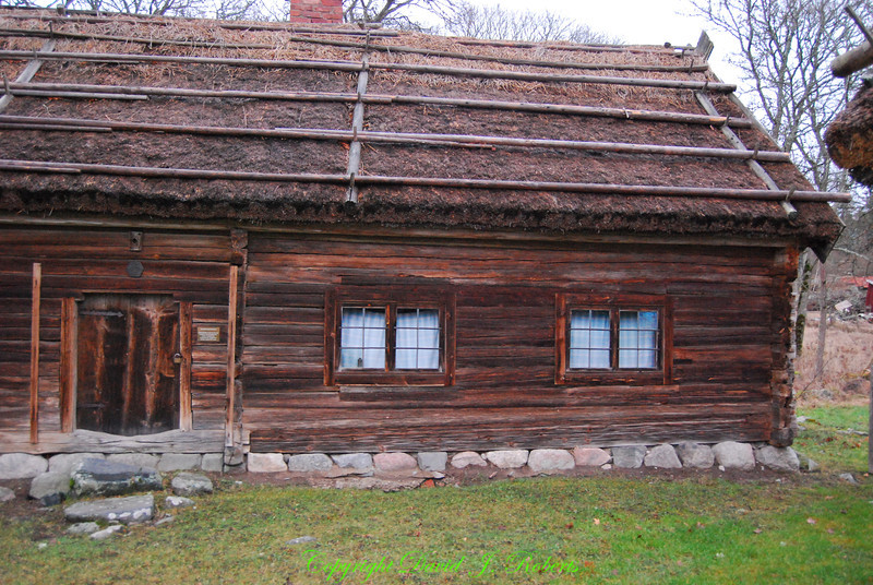 Ancient home near Kvekgarden, Sweden