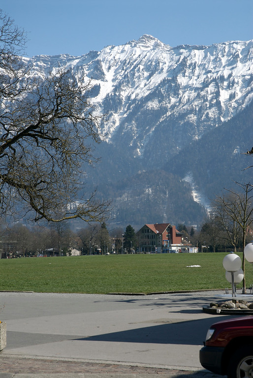 Interlaken. March 26th