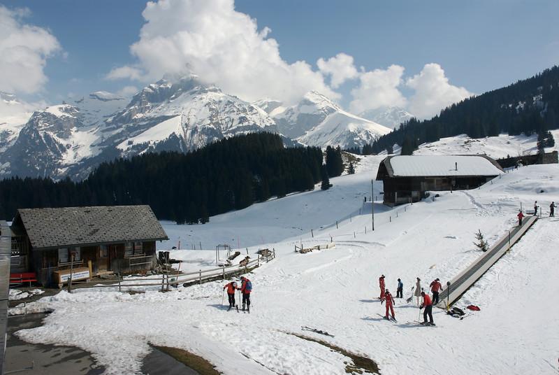 Ritz Ski School. March 29th