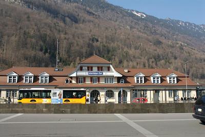 Interlaken Ost. March 26th