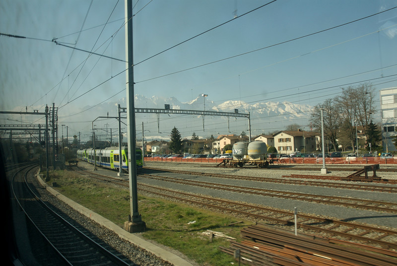 Taken from the train to Interlaken Ost. March 26th