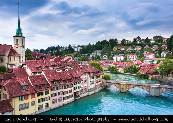 Europe - Switzerland - Swiss - Canton of Bern - Bern - Berne - H