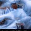 Europe - Switzerland - Swiss - Alps - Alpen - Alpi - Alpes - Great Mountain Range in Europe -  Waterfall on one of countless rivers