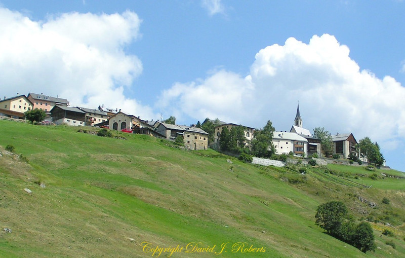Guardia, Switzerland