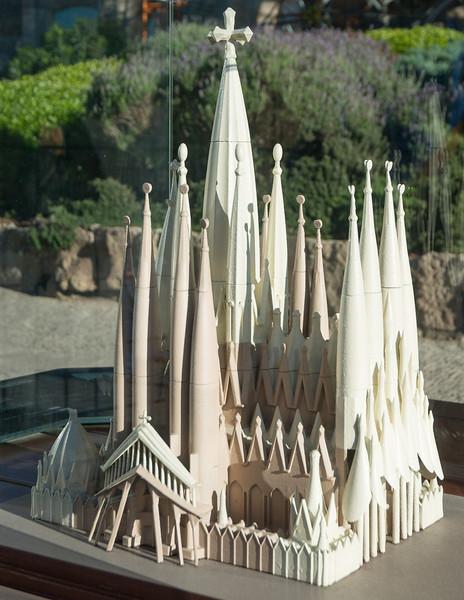 La Sagrada Familia Model