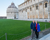 Pisa Cathedral and Baptistery