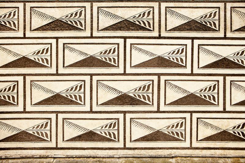 Czech Palace Wall Pattern