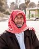 Arab Man On Temple Mount