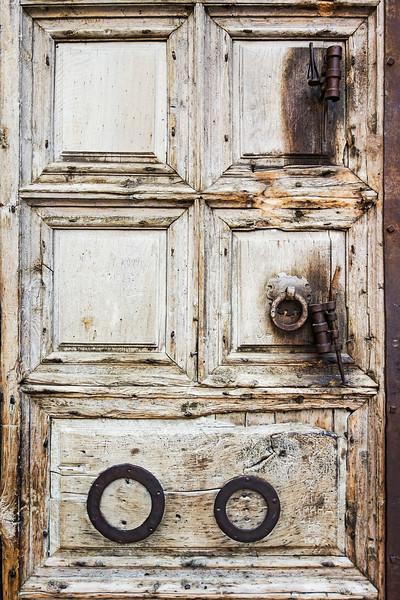 Door On Jerusalem Church