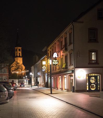 Ramstein, Trier and Landstuhl