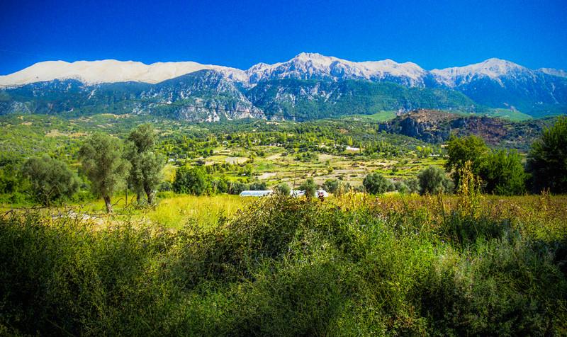 Near Kalkan, Turkey