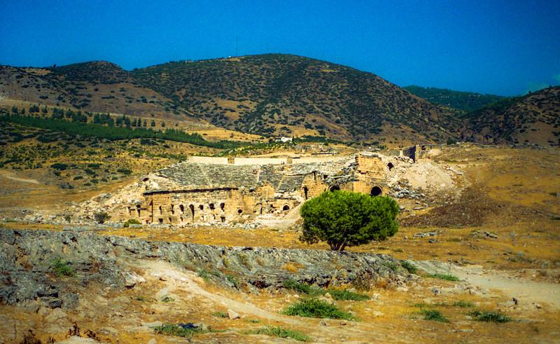 Near Pamukkale, Turkey