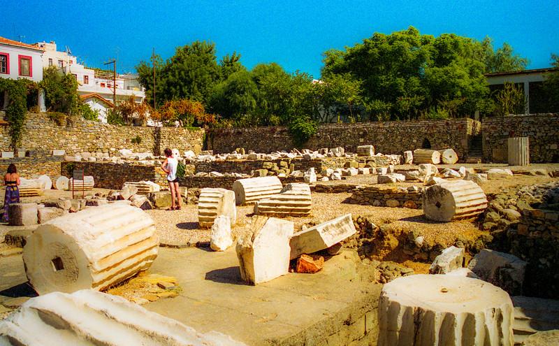Bodrum (formerly Halicarnassus), Turkey