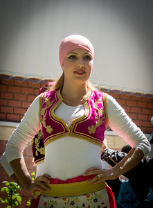 Dancers, Ephesus, Turkey, 2012