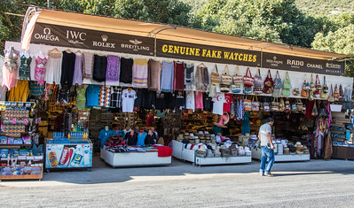 Genuine Fakes, Ephesus, Turkey, 2012