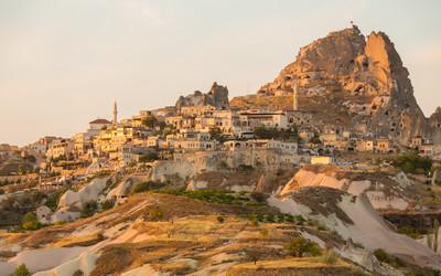 Cappadocia, Turkey, 2012