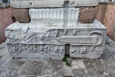 Transport of Obelisk, Istanbul, Turkey, 2012