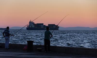 Along the Waterfront, Izmir, Turkey, 2012