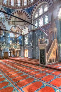 Litttle Mosque, Istanbul, Turkey, 2012
