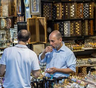 Grand Bazaar, Istanbul, Turkey, 2012