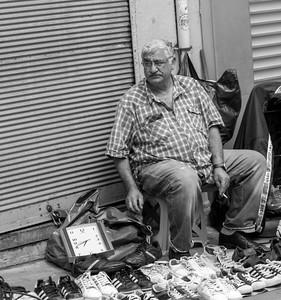 Outdoor Market, Istanbul, Turkey, 2012