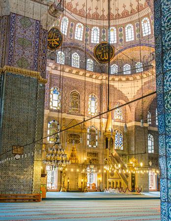 New Mosque, Istanbul, Turkey, 2012