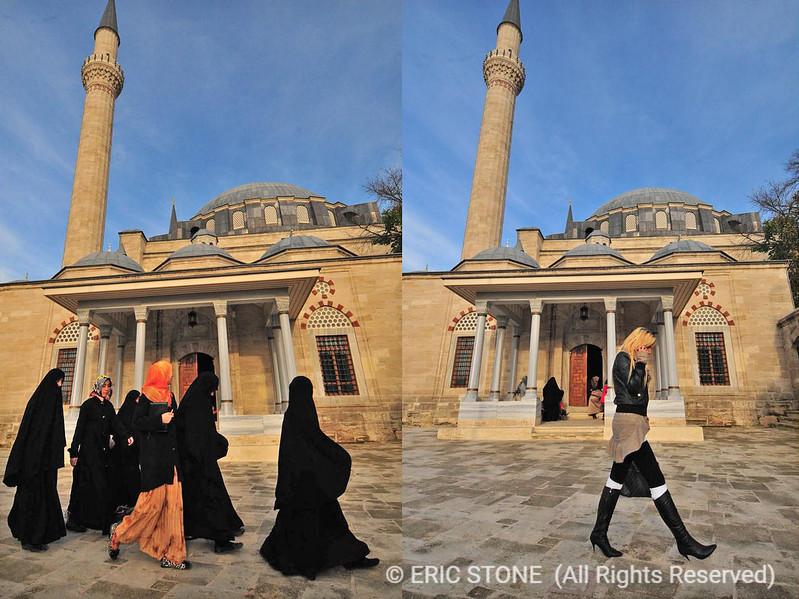 LadiesMosqueofSalimtheTerrible - Istanbul