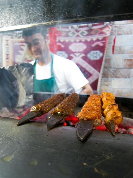 Kebab Lunch