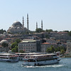 Blue Mosque over the Bosphorus, Istanbul