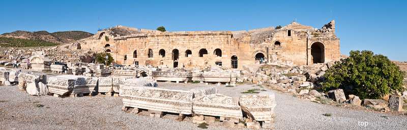 Theater at Hieropolis