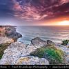 Europe - UK - United Kingdom - England - Dorset - Jurassic Coast - Isle of Portland - West Weares - Coastal rocky area with high cliffs