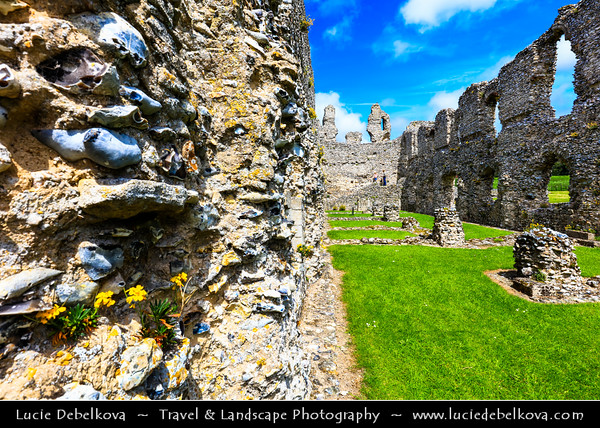 Europe - UK - England - East Anglia - Norfolk - Castle Acre Priory - One of the largest and best preserved monastic sites in England dating back to 1090