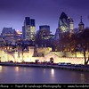 UK - England - London - Tower of London - Her Majesty's Royal Palace and Fortress