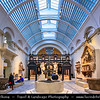 UK - England - London - VA - Victoria and Albert Museum in South Kensington in West London