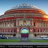 UK - England - London - Royal Albert Hall