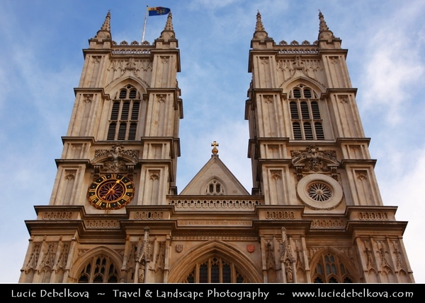 UK - England - London - Westminster Abbey