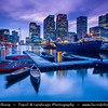 Europe - UK - United Kingdom - England - London - East London - Docklands - Canary Wharf - One of London's two main financial centres containing many of UK's tallest buildings
