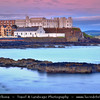 Europe - UK - Northern Ireland - County Londonderry - Portstewart - Small coastal town & seaside resort & increasingly popular holiday destination with picturesque harbour
