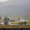 Europe - UK - United Kingdom - Scotland - Loch Lomond & Trossachs National Park - Landscape along River Dochart