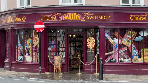 Hardy's Sweet Shop