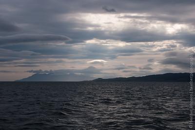 Sailing to Knoydart