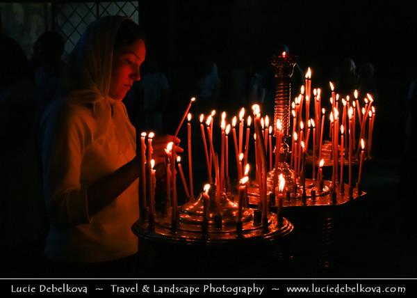 Europe - Ukraine - Kiev - Kyiv - Київ - Kiev Pechersk Lavra - UNESCO World Heritage Site - Києво-Печерська лавра -  Kyievo-Pechers'ka lavra - Kiev Monastery of the Caves - Historic Orthodox Christian Monastery