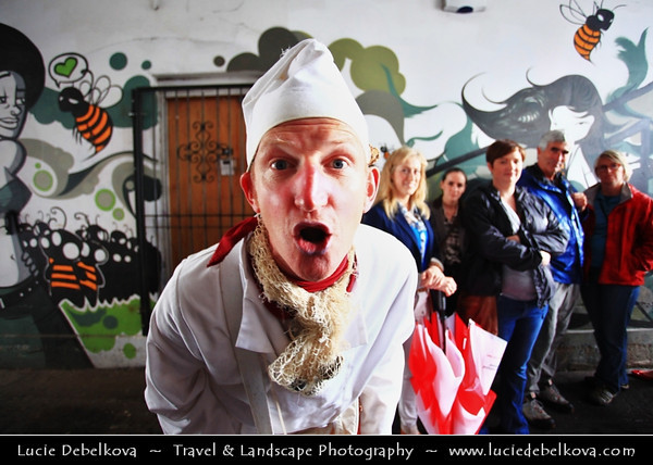 UK - Northern Ireland - Belfast - Belfast Bred Walking Tour - Best of local produce & taste of Belfast culinary heritage