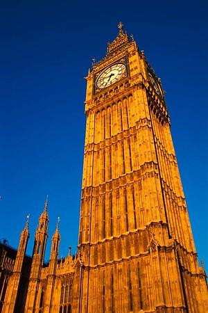 View of Big Ben #3 - London, UK