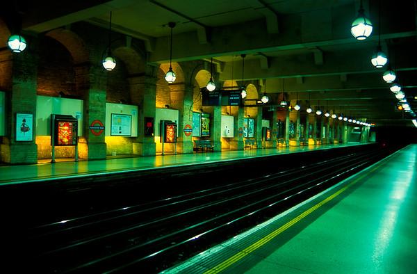 London Underground Station - London, UK